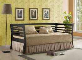 Wood Daybed With Pop Up Trundle Bedroom Full Size Black Metal Daybed With Pop Up Trundle Best