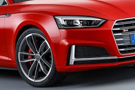 new audi a5 and s5 coupe 2016 unveilied pictures audi s5