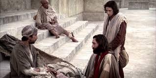life of jesus christ u2014 peter u0026 john heal a man crippled since