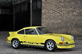 1973 porsche rs for sale 1973 porsche 2 7 rs touring cars for sale fiskens porsche