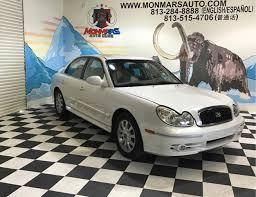 2004 hyundai sonata gls 2004 hyundai sonata gls in ta fl monmars auto