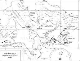 Pearl Harbor Map Hyperwar Us Navy Operating Base Pearl Harbor