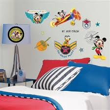 Mickey Mouse Clubhouse Bedroom Decor Wall Decals Of Mickey Mouse Clubhouse Mickey Mouse Wall Decor