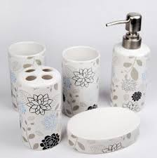 Mosaic Bathroom Accessories by 123 Best Home Decor Bathroom Vanity Accessories Images On