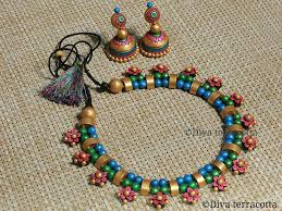 466 best terracotta jewellery images on polymer clay