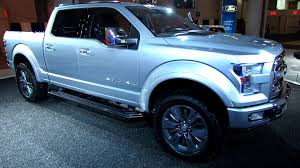 2015 ford f 150 atlas concept exterior and interior walkaround