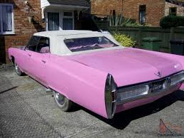 pink bentley convertible 1967 1966 cadillac pink 4 door convertible sedan deville elvis look