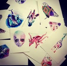 art animals wolf galaxy tattoos tattoo watercolor russia polar