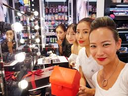 Makeup Schools In Ma Clio Korean Make Up Workshop Sasa Ioi City Mall Kinkybluefairy
