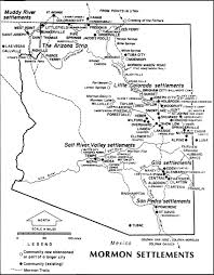 Las Vegas Walking Map by Pipe Spring Nm An Administrative History Part I