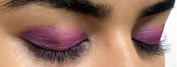 purple eye color 2 simple purple eye makeup tutorials with pictures