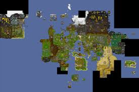 Oldschool Runescape World Map by Wg Wallpapers General Thread 6532322