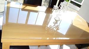 how to protect wood table top table top protectors for wood protect your wooden furniture by the