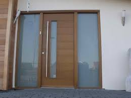 Modern Exterior Doors by Contemporary Exterior Doors For Home Contemporary Metal Front