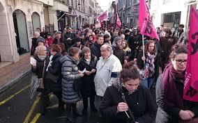 siege du medef droit du travail manifestations devant la préfecture le medef