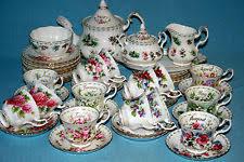 Flowers Of The Month 1960 1979 Royal Albert Porcelain U0026 China Ebay