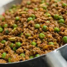cuisiner viande recette keema matar viande hachée aux petits pois