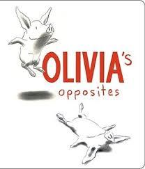 olivia u0027s opposites ian falconer