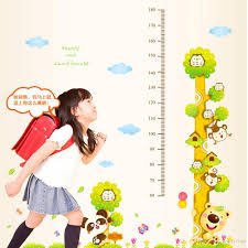 cartoon koala bear owls tree height ruler wall stickers home decor cartoon koala bear owls tree height ruler wall stickers home decor wall mural poster growth chart graphic decals kids room nursery wallpaper cartoon koala