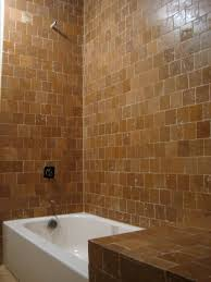 bathroom shower stall tile designs gray marble subway tile wall panelling bathh white bathtub and