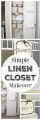 Linen Closet Linen Closet Makeover Part 2 The Organized Mom