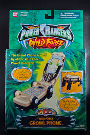 power rangers wild force dx growl phone gallery tokunation