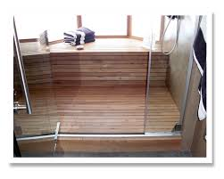 Teak Tub Caddy Teak Shower Tray Showers Decoration