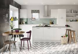 gloss shaker kitchen units u0026 cabinets magnet kitchens