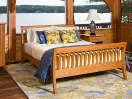 verdana sleigh bed