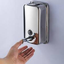 Soap Dispensers For Kitchen Sinks by 2016 New Luxury Stainless Steel Liquid Soap Dispenser For Kitchen