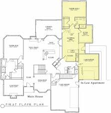house plans with in suite house plans one with in suite high open concept