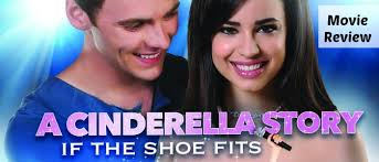 cinderella story shoe fits movie review
