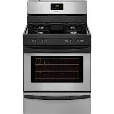 the home depot kyle tx black friday frigidaire 4 2 cu ft gas range in black ffgf3011lb the home depot