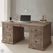 Schreibtisch Massiv Schreibtisch Holz Massiv Antik Shabby Schreibtisch 223