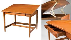 vintage wood drafting table buy alvin vanguard wood drafting table 36x48 archsupply com