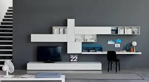 mobilier de bureau moderne design aménagement de bureau moderne dans un salon design coin bureau