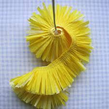 crepe paper flowers crepe paper flowers using streamers and a ruffler foot tutorial