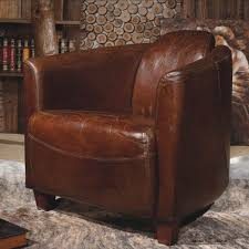 Tub Armchair Preciousinstants Brown Leather Tub Chairs Images
