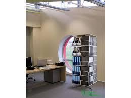 rangement classeur bureau colonne rotative à classeurs et documentations bureau