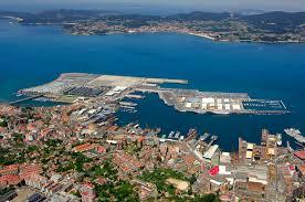 Vigo Spain Map by Port Vigo Harbor In Vigo Spain Harbor Reviews Phone Number