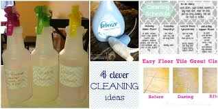 cleaning ideas the francis family 4 clever cleaning ideas