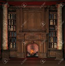 old room with bookshelves stock photo picture and royalty free