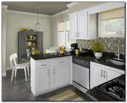 painted kitchen cabinet ideas freshome 35 two tone kitchen within