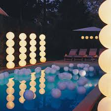 Glow In The Dark Lights How To Throw A Glow In The Dark Pool Party Martha Stewart