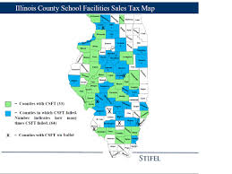 Jefferson County Tax Map Illinois Board News Blog Seven Countywide Sales Tax