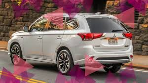 mitsubishi outlander interior 2017 mitsubishi outlander phev s awc exterior interior walkaround