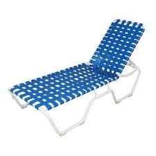 White Resin Chaise Lounge Outdoor Chaise Lounges Patio Chairs The Home Depot