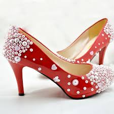 wedding shoes for girl free shipping new pearl wedding bridal shoes bowtie girl