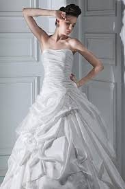 robe de mari e bicolore rétro robe de mariée princesse bustier vague en taffetas jupe
