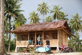 afulu retreat a relaxed beach bungalow set up run by locals on